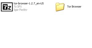 Tor Browser priečinok